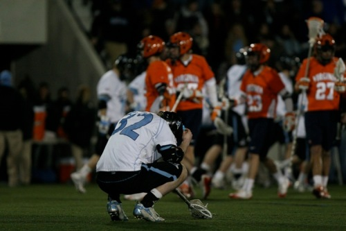 Peter Tumbas: I have never been on a losing lacrosse team, which explains why I remember losses more than the expected wins