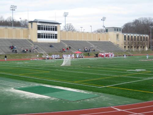 Great D3 venue to play an MCLA game