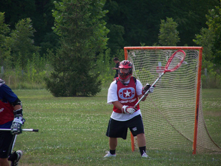 Classic lacrosse body type and personality: the stout goalie who has a loud voice, treats everyone like a dick, and will never date a girl higher than 6.4