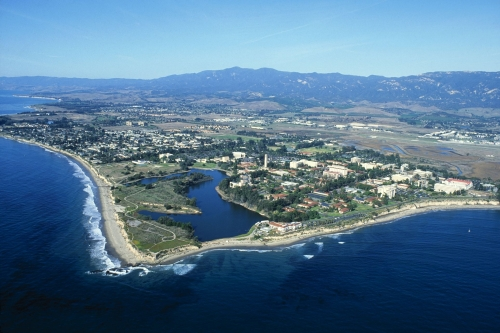 UCSB-from-air
